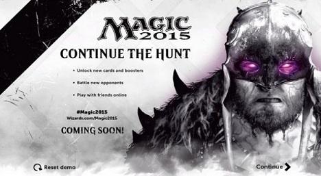 دانلود تریلر گیم بازی Magic 2015 E3 2014