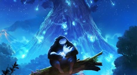 دانلود تریلر بازی Ori and the Blind Forest E3 2014