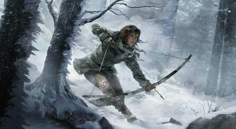 دانلود 27 دقیقه گیم پلی بازی Rise of the Tomb Raider