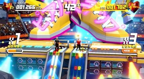 دانلود تریلر بازی Shape Up Piano Step E3 2014