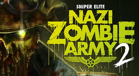دانلود کرک بازی Sniper Elite Nazi Zombie Army 2