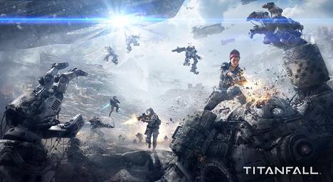 دانلود تریلر مقایسه گراقیک بازی Titanfall