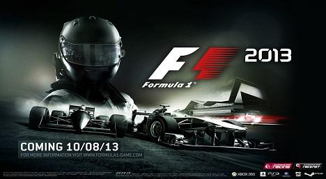 دانلود آپدیت دوم بازی F1 2013