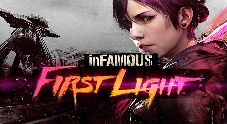 دانلود تریلر بازی Infamous First Light Gamescom 2014