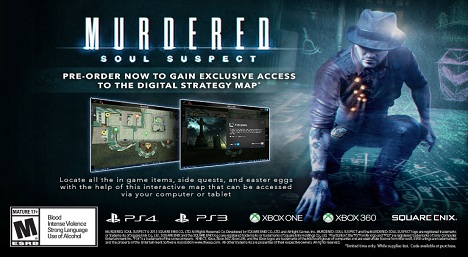 دانلود تریلر لانچ بازی Murdered Soul Suspect