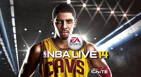 دانلود تریلر جدید بازی NBA Live 14