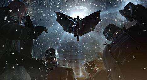 دانلود کرک بازی Batman Arkham Origins