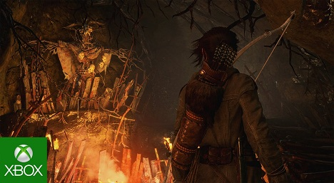 Rise of the Tomb Raider Baba Yaga The Temple of the Witch Review