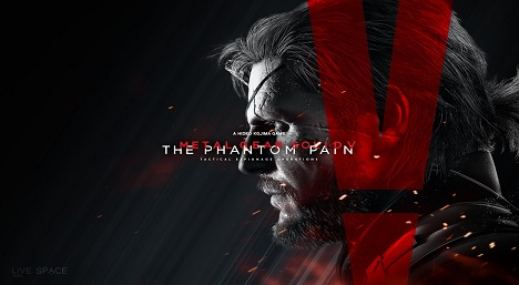 Metal Gear Solid V The Phantom Pain Original Soundtrack