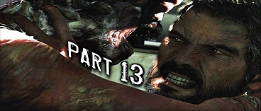 The Last of Us Remastered Gameplay Walkthrough Part 13
