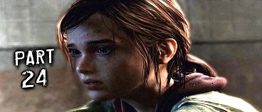 The Last of Us Remastered Gameplay Walkthrough Part 24