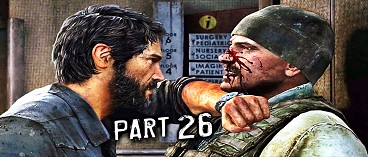 The Last of Us Remastered Gameplay Walkthrough Part 26