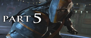 Batman Arkham Origins Gameplay Walkthrough Part 5