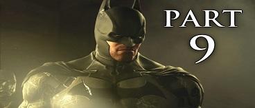 Batman Arkham Origins Gameplay Walkthrough Part 9