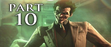 Batman Arkham Origins Gameplay Walkthrough Part 10