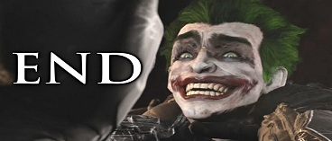 Batman Arkham Origins Ending Gameplay Walkthrough