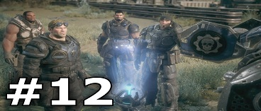Gears of War Ultimate Edition Campaign Gameplay FULL Walkthrough Part 12