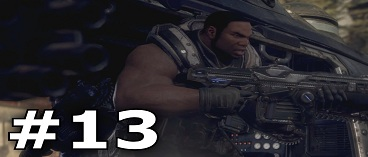 Gears of War Ultimate Edition Campaign Gameplay FULL Walkthrough Part 13