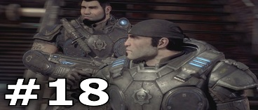 Gears of War Ultimate Edition Campaign Gameplay FULL Walkthrough Part 18