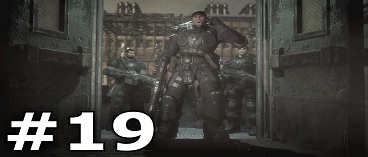 Gears of War Ultimate Edition Campaign Gameplay FULL Walkthrough Part 19