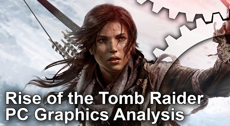 Rise of the Tomb Raider PC - Xbox One Graphics Comparison