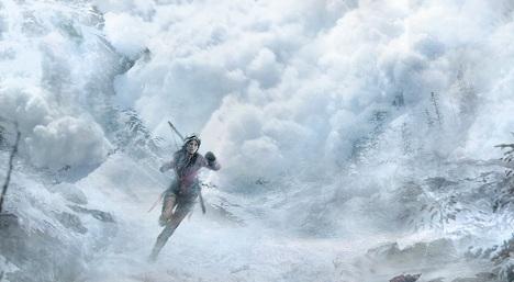 Rise of the Tomb Raider Graphics Comparison