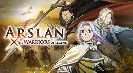 دانلود ترینر بازی Arslan The Warriors of Legend