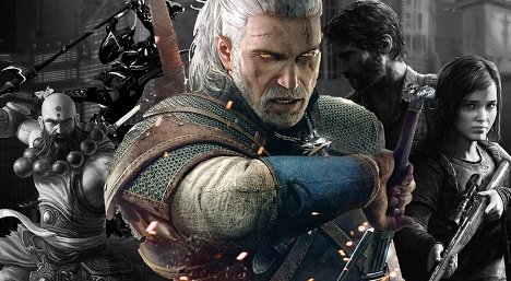 Top 25 PlayStation 4 Games Spring 2016