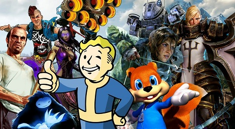 Top 25 Xbox One Games Spring 2016
