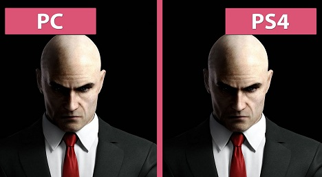 Hitman (Beta) PC vs. PS4 Graphics Comparison