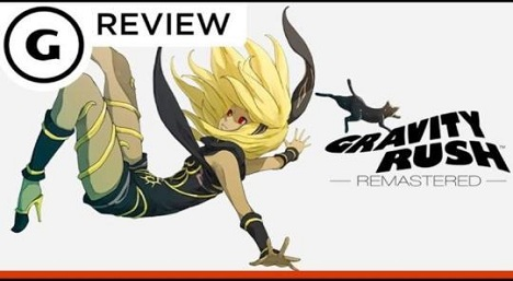 Gravity Rush Remastered Review