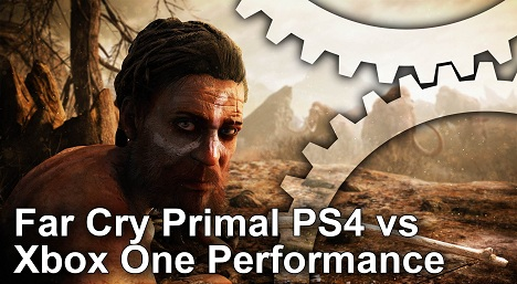 Far Cry Primal PS4 vs Xbox One Frame Rate Test