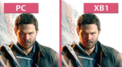 Quantum Break PC vs. Xbox One Graphics Comparison