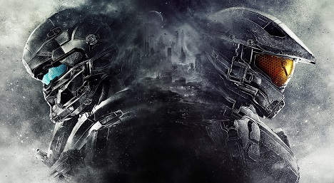 دانلود ویدیو میزان فریم ریت بازی Halo 5 Guardians