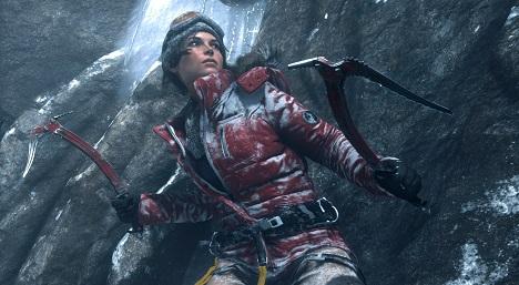 دانلود تریلر جدید بازی Rise Of The Tomb Raider