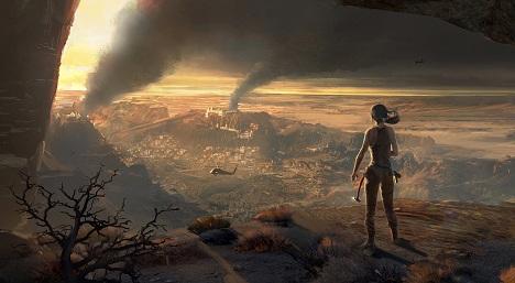 دانلود گیم پلی جدید بازی Rise of the Tomb Raider