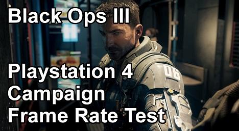دانلود ویدیو میزان فریم ریت بازی Call of Duty Black Ops 3 بر روی PS4