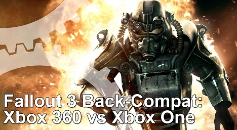 Fallout 3 Xbox One Backward Compatibility vs Xbox 360 Analysis