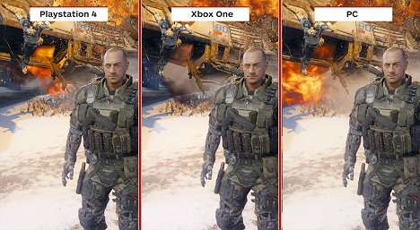 Call of Duty Black Ops 3 Graphics Comparison