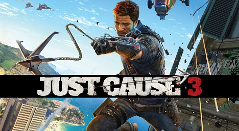 Just Cause 3 Official Launch Trailer